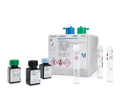 1.14547.0001  Nitrite Cell Test Method  – Нитриты, Кюветный тест, 25 тест/уп